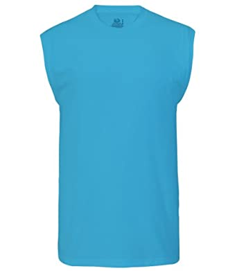 Fruit of the Loom Best™ Collection Men's Muscle - Clear Turquoise - S