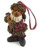 Boyds Woodland Santa Christmas Ornament #257126 Retired