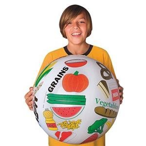 Nutrition Toss 'N Talk-About Ball