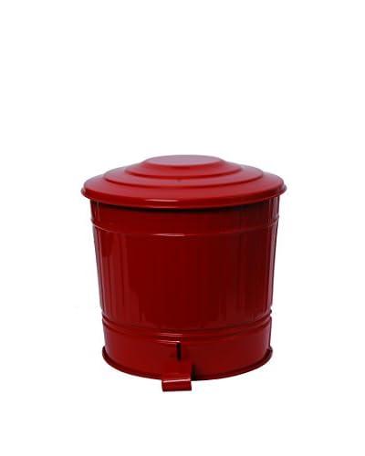 Geniet van Startpagina vuilnisbak 12 lt rood