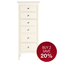 Hastings 6-Drawer Tall Boy