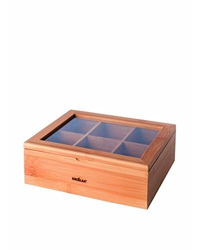 Enjoy Home Caja de Té 6 boxs Natural
