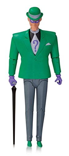DC Collectibles Batman: The Animated Series: The Riddler Action Figure