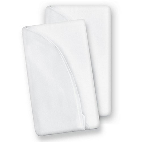 Cheapest Prices! Baby Delight Snuggle Nest Surround Sheets, White, X-Large