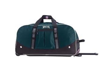 Athalon Philadelphia Eagles NFL 29 Wheeling Duffel Bag by ATHALON
