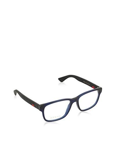 Gucci Montura 0011O_004 (53 mm) Azul / Negro