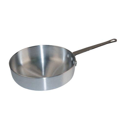 Winware Professional 7 Quart Aluminum Saute Pan