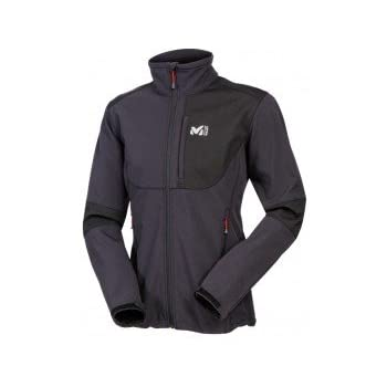 Veste MILLET Track element shield Veste Softshell homme noir
