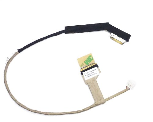 Elecs Laptop Lcd Screen Cable For Toshiba L655 L650 Dd0Bl6Lc030 - Lcd Screen Panel Cable