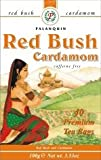 Palanquin's Red Bush Cardamom, 40 Tea Bags