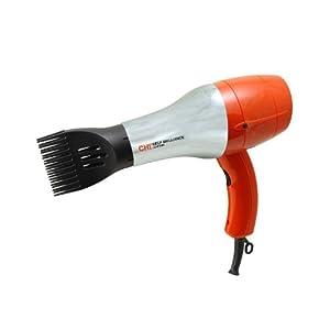 Chi 33514 Deep Brilliance Low EMF Hair Dryer, Orange