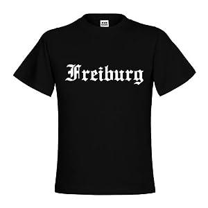 dress-puntos Kids Kinder T-Shirt Freiburg Schriftzug 20drpt15-kt00922