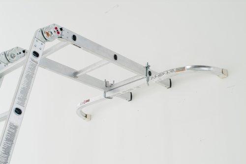 Werner M1 8 16 300 Pound Duty Rating Aluminum Folding