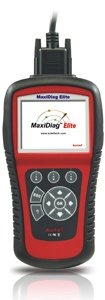 Autel MD802 Advance Graphing OBDII Scan and Code Clearing Tool Maxi Elite