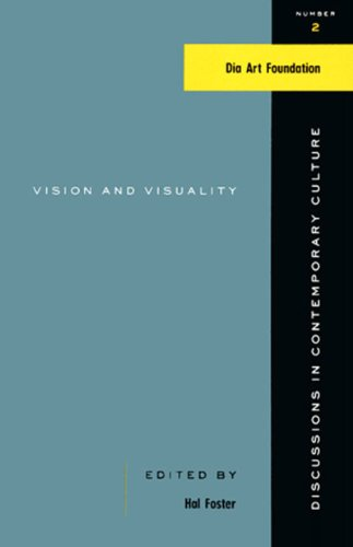 Vision and Visuality (Discussions in Contemporary Culture)