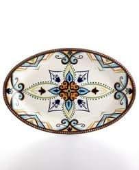Vida by Eva Mendes Dinnerware, Amalfi Platter