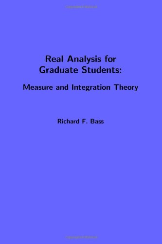 Real Analysis for Graduate Students: Measure and Integration Theory