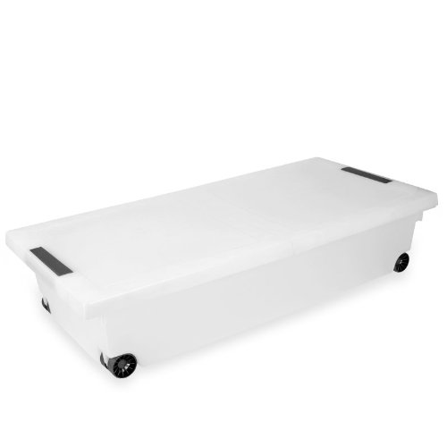 unterbettkommode mit rollen ean 4052025175436. Black Bedroom Furniture Sets. Home Design Ideas