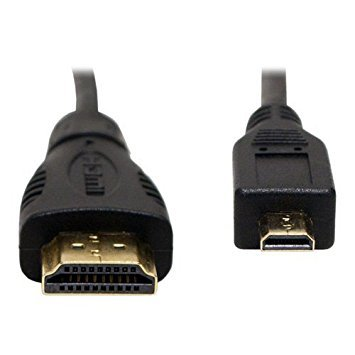 HDMI cable for SONY HANDYCAM FDR-AX33