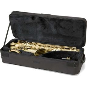 Jean Baptiste 690TVF Bb Tenor Step-Up Saxophone, Vintage Brushed