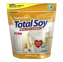 Total soy vanilla meal replacement - 59.58 oz.