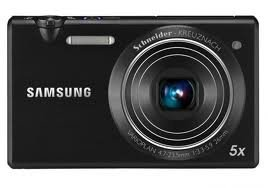 31n568rbCHL Samsung Multiview MV800 16.1MP Digital Camera with 5x Optical Zoom (Black)