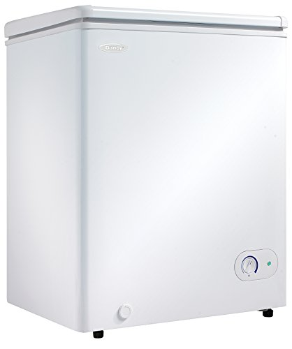Danby DCF038A1WDB1 Chest Freezer, 3.8 Cubic Feet, White (Best Chest Freezer compare prices)