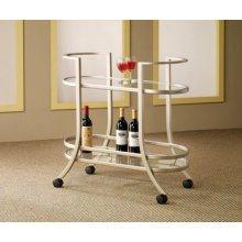 Cheap Metal Kitchen Serving Cart – Coaster 910021 (B004YMVF22)