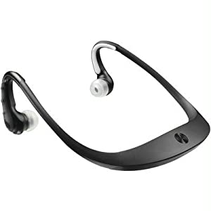 New Motorola S10-HD Bluetooth Stereo Headphones High Definition Audio Sweat-Proof Water Resistant