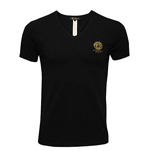 versace-ikone-v-ausschnitt-stretch-baumwolle-herren-t-shirt-schwarz-medium
