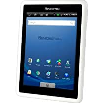 PanDigital 72-70FW 7-Inch Tablet Computer - White (Remanufactured)