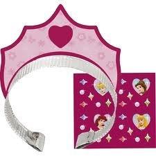 Disney Princess 4 Tiaras - 1