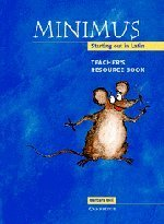 minimus-teachers-resource-book-starting-out-in-latin-by-barbara-bell-2000-02-13