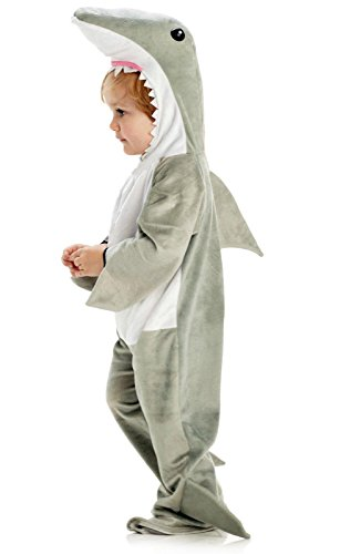 Underwraps Carnival Corp. - Shark Toddler - 18-24m