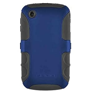 Seidio CSK3BB9300-BL DILEX Case for use with BlackBerry Curve 8520/8530/9300/9330 - Sapphire Blue