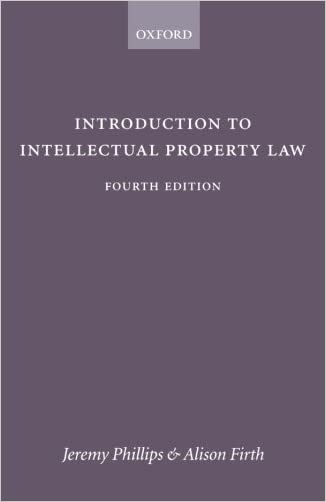 Introduction to Intellectual Property Law 4e