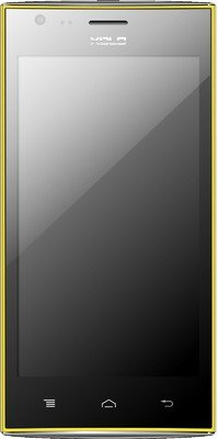 Xolo A600 (Yellow)