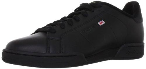 reebok-npc-ii-herren-sneakers-schwarz-black-44-eu-95-herren-uk