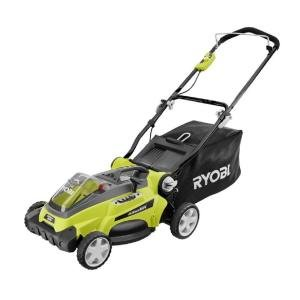 Ryobi 16 in. 40-Volt Cordless Walk-Behind Lawn Mower - Battery and Charger Not Included picture