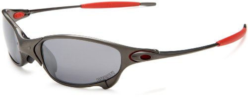 Oakley Men's Juliet Ducati Sunglasses,Carbon Frame/Black Lens,one size