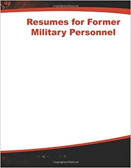 Resume help for military personnel