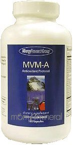 MVM-A 180 Capsules by Allergy Research Group