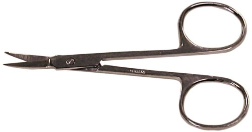 "Squadron Products 3 1/2"" Curved Hobby Scissors"