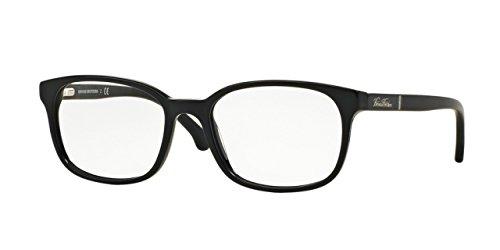 brooks-brothers-gafas-bb-2028-6095-negro-mate-negro-56-mm
