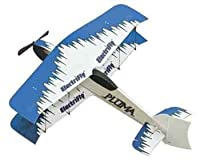 Great Planes Pluma 3D EP ARF Indoor/Outdoor Airplane by Great Planes
