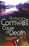 Patricia Cornwell Cause Of Death (Scarpetta Novels)