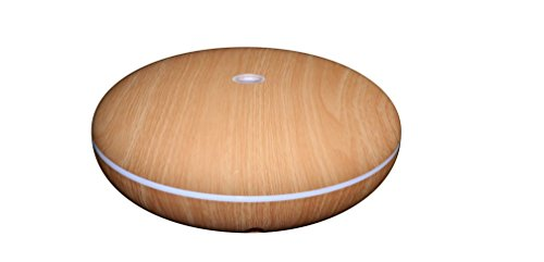 WOPOW® Essential Oil Diffuser, Ultrasonic Humidifier with Colorful LED Light