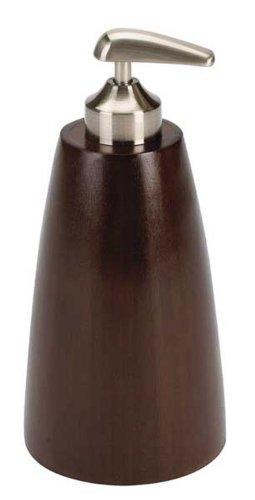 Umbra Boomba Bamboo Soap Pump, Espresso
