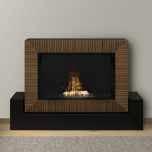 Dimplex Amsden OptiMyst Electric Fireplace Mantel Package - GDSOP-1382CN image B00EW72TBA.jpg