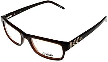 Jean Paul Gaultier(ジャン=ポール・ゴルチエ)?メガネフレーム 眼鏡 めがねユニセックスVJP555 958ブラウン